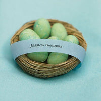 Miniature Natural Bird Nests-Favors-Containers-Here Comes The Bling™