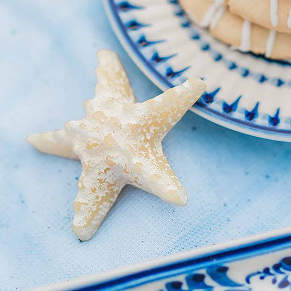 Miniature Starfish Candle in Gift Packaging Favor (Pack of 4)-Favors-Personal-Here Comes The Bling™