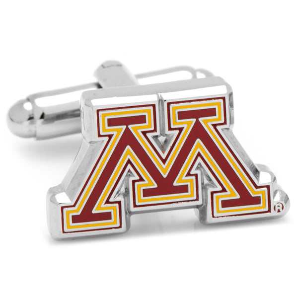Minnesota Golden Gopher Cufflinks-Cufflinks-Here Comes The Bling™