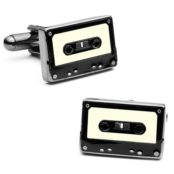 Mix Tape Cufflinks-Cufflinks-Here Comes The Bling䋢