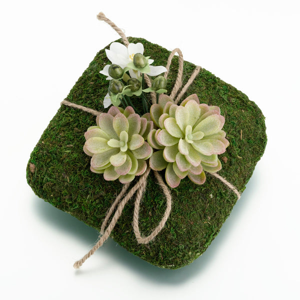 Moss Ring Pillow-Ring Pillow-Here Comes The Bling™