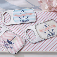 Nautical Baby Shower Bottle Openers ( Set of 24)-Favors-Bottle Opener-Here Comes The Bling™