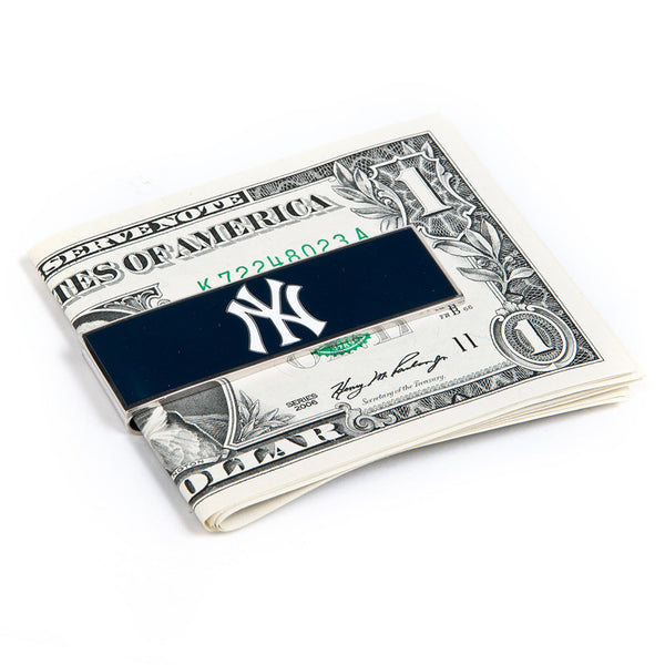 New York Yankees Money Clip-Money Clip-Here Comes The Bling™