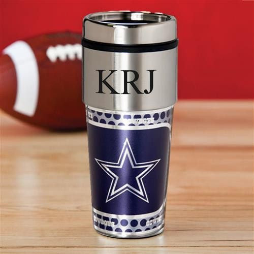 NFL Hot/Cold Tumbler 17 oz. - COWBOYS-Travel Mugs-Here Comes The Bling™