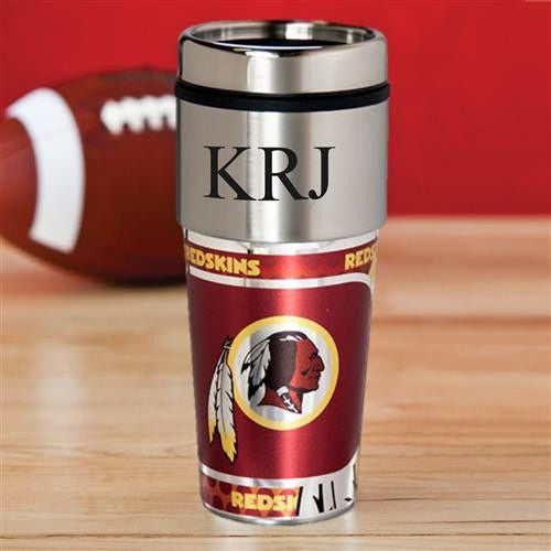NFL Hot/Cold Tumbler 17 oz. - REDSKINS-Travel Mugs-Here Comes The Bling™