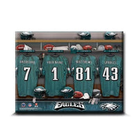 NFL Locker Room Canvas Signs-Sign-Here Comes The Bling™