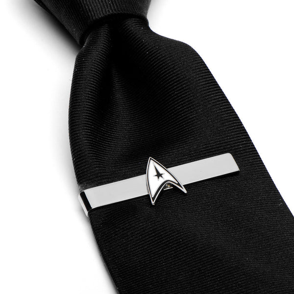 Officially Licensed Star Trek Tie Bar-Tie Bar/Tie Clip-Here Comes The Bling™
