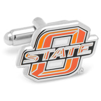 Oklahoma State University Cowboys Cufflinks-Cufflinks-Here Comes The Bling™
