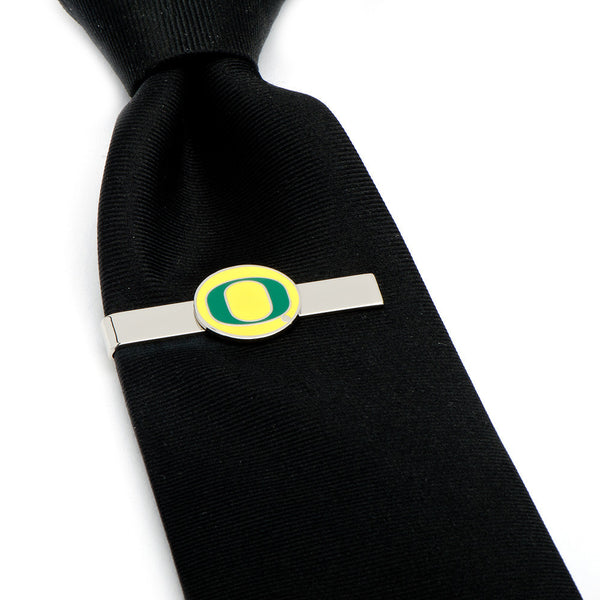 Oregon Ducks Tie Bar-Tie Bar/Tie Clip-Here Comes The Bling™