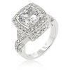 Palisades Classic Clear Ring-Rings-Here Comes The Bling™