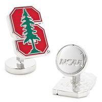 Palladium Stanford University Cufflinks-Cufflinks-Here Comes The Bling™