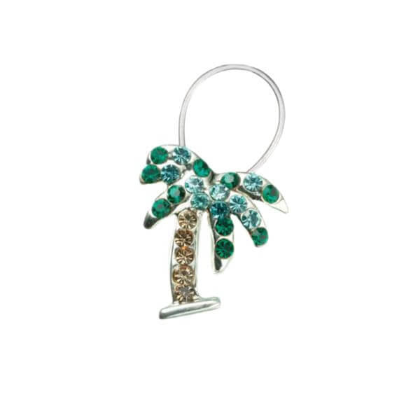 Palm Tree Toe Ring-Toe Ring-Here Comes The Bling™