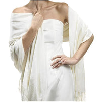 Pashmina Style Evening Wrap or Shawl-Wrap-Here Comes The Bling™