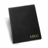 Personalized Black Portfolio