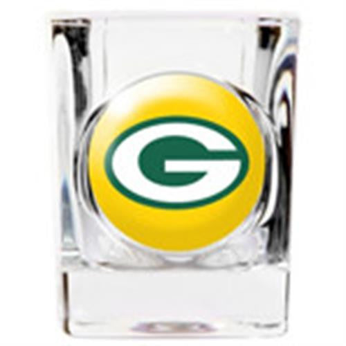 Personalized NFL Shot Glass - PACKERS-Shot Glass-Here Comes The Bling™