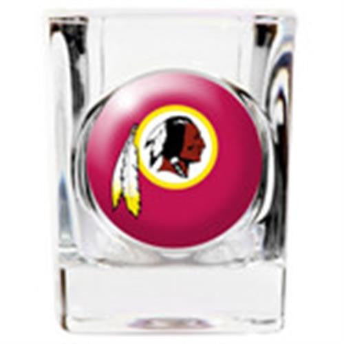 Personalized NFL Shot Glass - REDSKINS-Shot Glass-Here Comes The Bling™