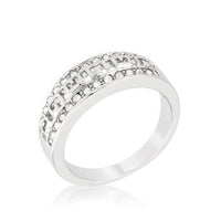 Petite Crystal Band-Rings-Here Comes The Bling™