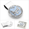 Pewter U.S. Army Money Clip-Money Clip-Here Comes The Bling䋢