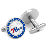 Philadelphia 76ers Cufflinks-Cufflinks-Here Comes The Bling™