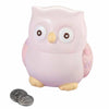 Pink Owl Bank-Baby Gifts-Here Comes The Bling™