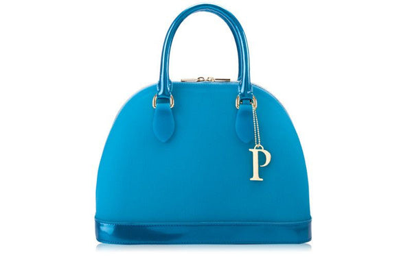 PISIDIA® LEATHER CLAMSHELL in(Available in 7 Colors)-Handbags-Here Comes The Bling™