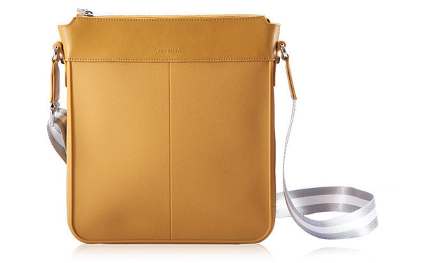 PISIDIA® Tablet Bag in Harvest Gold-Crossbody-Here Comes The Bling™