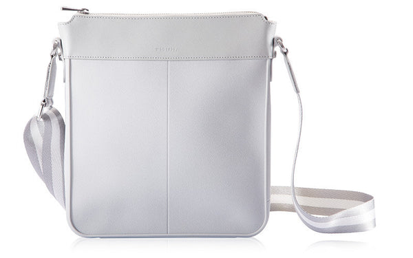 PISIDIA® Tablet Bag in Skyline Gray-Crossbody-Here Comes The Bling™