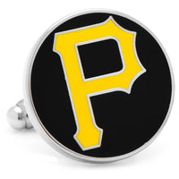 Pittsburgh Pirates Cufflinks-Cufflinks-Here Comes The Bling™