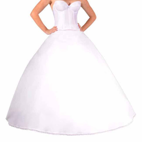 Plus Size - Extra Extra Full 3-Layer Ballgown Petticoat-Petticoat-Here Comes The Bling™