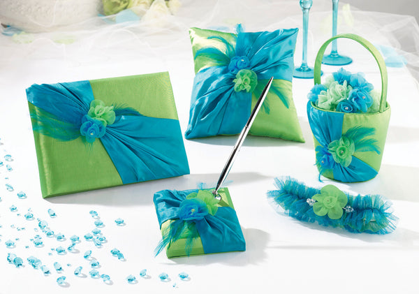 Prepack Blue & Green Collection-Decor-Sets-Here Comes The Bling™