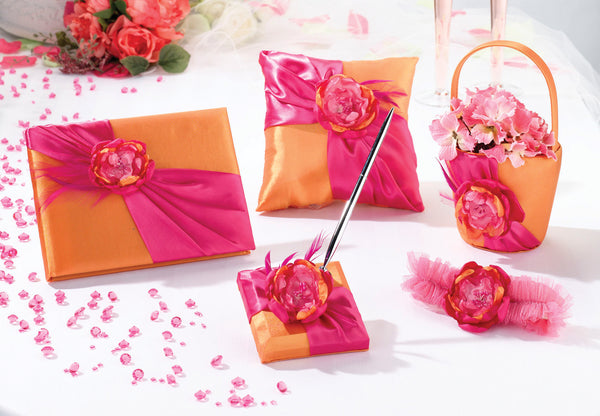 Prepack Hot Pink & Orange Collection-Decor-Sets-Here Comes The Bling™