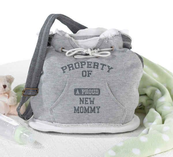 Property of Mommy Diaper Bag-Mens-Bags-Here Comes The Bling™
