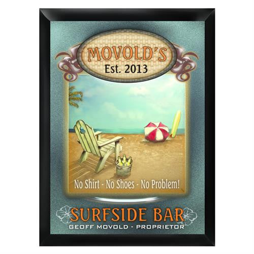 Pub Sign - Surfside-Sign-Here Comes The Bling™