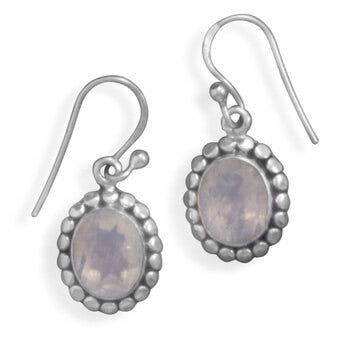 Rainbow Moonstone Earrings-Earrings-Here Comes The Bling™