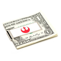 Rebel Alliance Symbol Money Clip-Money Clip-Here Comes The Bling™