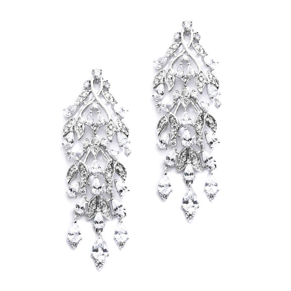 Reece Earrings-Earrings-Here Comes The Bling™