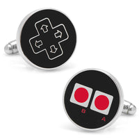 Retro Gamer Cufflinks-Cufflinks-Here Comes The Bling‰̣ۡå¢