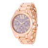 Roman Numeral Rose Gold Watch-Watches-Here Comes The Bling