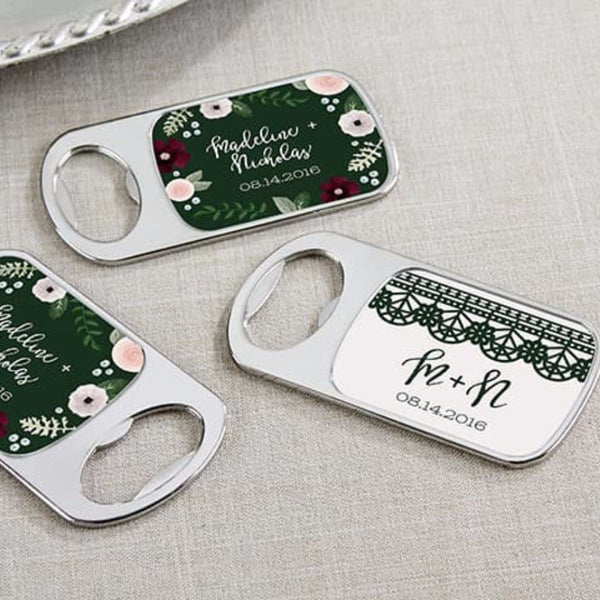 Romantic Garden Collection Bottle Openers (Set of 24)-Favors-Bottle Opener-Here Comes The Bling™