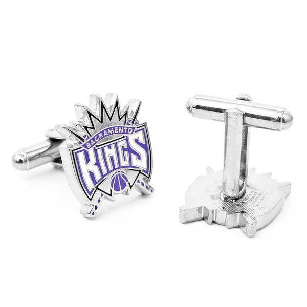 Sacramento Kings Cufflinks-Cufflinks-Here Comes The Bling™