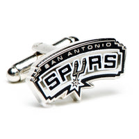 San Antonio Spurs Cufflinks-Cufflinks-Here Comes The Bling™