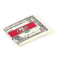 San Francisco 49er's Money Clip-Money Clip-Here Comes The Bling™