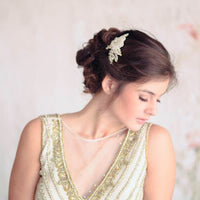 Talya Bridal Comb by MillieIcaro-Combs-Here Comes The Bling™