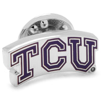 TCU Horned Frogs Lapel Pin-Lapel Pin-Here Comes The Bling™