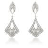 Tear Drop Earring Dangles-Earrings-Here Comes The Bling
