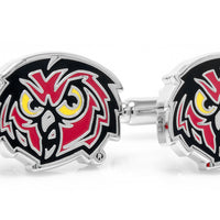 Temple University Owls Cufflinks-Cufflinks-Here Comes The Bling™