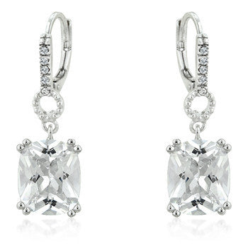 Timeless Radiant Drop Earrings-Earrings-Here Comes The Bling