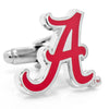University of Alabama Crimson Tide Cufflinks-Cufflinks-Here Comes The Bling™
