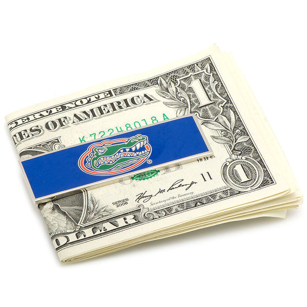 University of Florida Gators Money Clip-Money Clip-Here Comes The Bling™