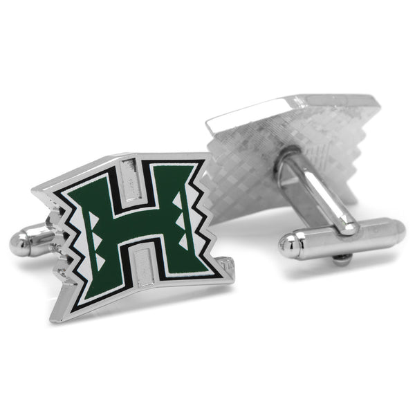 University of Hawaii Cufflinks-Cufflinks-Here Comes The Bling™
